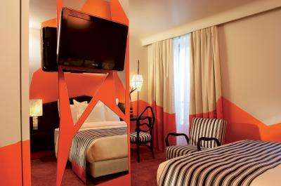 Hotel Cristal - Chambre