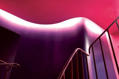 Hotel Cristal - Escaliers