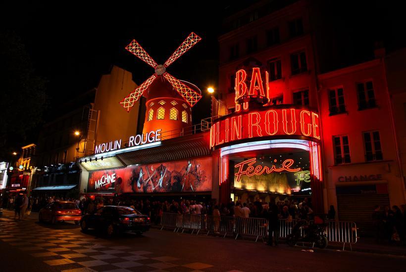 Hotel Cristal - Moulin Rouge