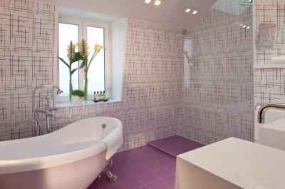 Hotel Cristal - Bathroom