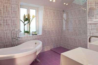 Hotel Cristal - Salle de bain