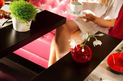 Hotel Cristal - Breakfast Room